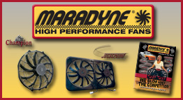 Maradyne High Performance Fans